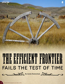 The efficient frontier fails the test of time
