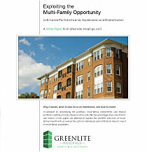 White paper on investing in multi-family LLCs